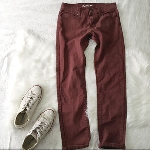 Lower / Mid Rise Stretchy Jeans